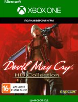 Цифровая версия игры Devil May Cry: HD Collection (Xbox One)