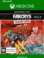 Дополнение Far Cry 5: Lost on Mars (Xbox One)