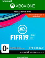EA FIFA 19 (XBOX ONE)