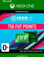 EA FIFA 19: POINTS 750 (XBOX ONE)