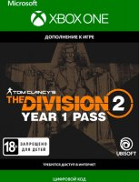Дополнение TomClancy's The Division 2: Year 1 Pass (Xbox One)