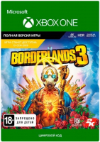 2K GAMES BORDERLANDS 3 (XBOX ONE)  фото