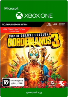 2K GAMES BORDERLANDS 3: SUPER DELUXE EDITION (XBOX ONE)  фото