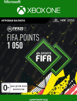 EA FIFA 20 ULTIMATE TM 1050 POINTS (XBOX ONE)