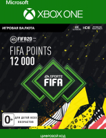EA FIFA 20 ULTIMATE TM 12000 POINTS (XBOX ONE)