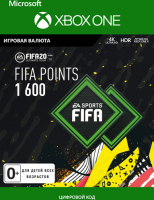EA FIFA 20 ULTIMATE TM 1600 POINTS (XBOX ONE)