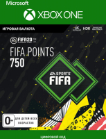 EA FIFA 20 ULTIMATE TM 750 POINTS (XBOX ONE)