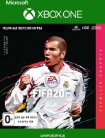 EA FIFA 20 ULTIMATE EDITION (XBOX ONE)