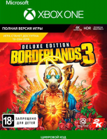 2K GAMES BORDERLANDS 3 DELUXE EDITION (XBOX ONE)  фото