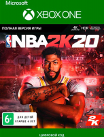 2K GAMES NBA 2K20 (XBOX ONE)  фото