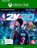2K GAMES NBA 2K20: LEGEND EDITION (XBOX ONE)  фото