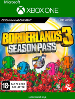 2K GAMES BORDERLANDS 3: SEASON PASS (XBOX ONE)  фото