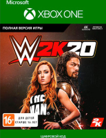 2K GAMES WWE 2K20: (XBOX ONE)  фото