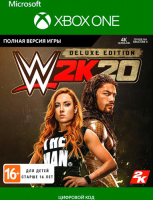 2K GAMES WWE 2K20: DIGITAL DELUXE (XBOX ONE)  фото