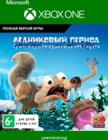 OUTRIGHT GAMES ICE AGE: SCRAT\'S NUTTY ADVENTURE (XBOX ONE)  фото