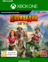 OUTRIGHT GAMES JUMANJI: THE VIDEO GAME (XBOX ONE)  фото