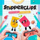 Цифровая версия игры Nintendo Snipperclips: Cut It Out Together (Nintendo Switch)