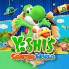 Цифровая версия игры Nintendo Yoshi's Crafted World (Nintendo Switch)