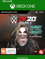 2K GAMES WWE 2K20 ORIGINALS: BUMP IN THE NIGHT (XBOX ONE)  фото