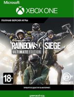 Цифровая версия игры Ubisoft Tom Clancy's Rainbow Six Siege: Year 5 Ultimate (Xbox One) фото