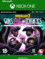 2K GAMES BORDERLANDS 3: GUNS, LOVE, AND TENTACLES (XBOX ONE)  фото