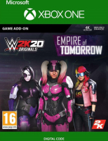 2K GAMES WWE 2K20 ORIGINALS: EMPIRE OF TOMORROW (XBOX ONE)  фото