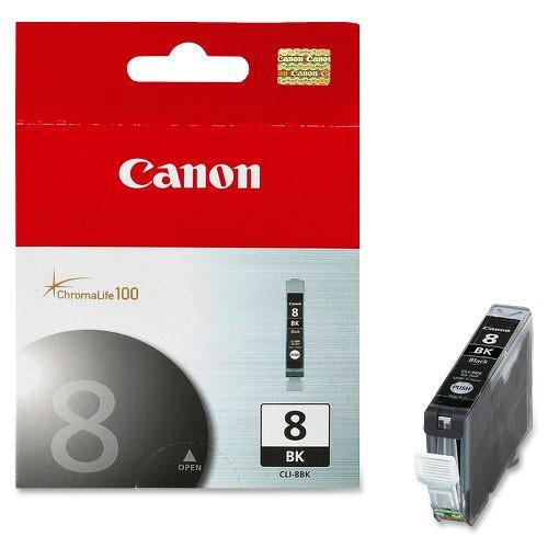Картридж Canon CLI-8BK
