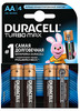 ��������� DURACELL Turbo Max A� MX1500, 4 ��.