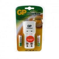 Зарядное устройство для аккумуляторов GP KB02GS-BC2