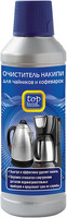 Очиститель накипи Top House для чайников и кофеварок, 500 мл. (391237) очиститель накипи для чайников и кофеварок top house 391237