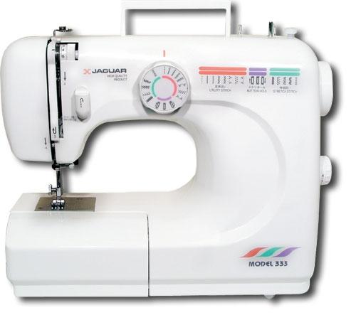 инструкция швейная машина ягуар 333 - фото 2