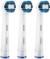 Насадки для зубной щетки Braun Oral-B Precision Clean, 3 шт. (EB20)