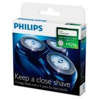 Бритвенные головки Philips HQ56/50, 3 шт