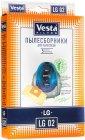 Комплект пылесборников Vesta LG 02 для пылесосов LG