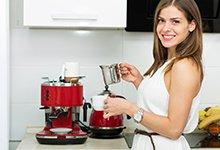Как выбрать кофемашину и кофеварку