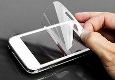 Как выбрать защитную пленку или стекло для смартфона