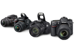 Как выбрать зеркальный фотоаппарат