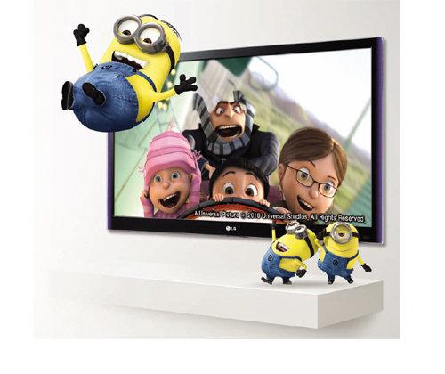 Телевизор LG Cinema 3D