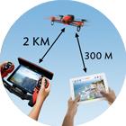 Квадрокоптер Parrot Bebop Skycontrol