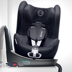 Автокресло CYBEX Sirona Plus Black Beauty