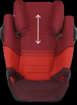 Детское автокресло Solution M-fix SL