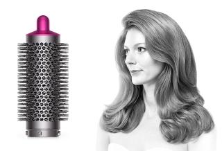 Стайлер DYSON HS01 Airwrap для разных типов волос
