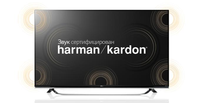 3D Ultra HD LED телевизор LG 49UF850V