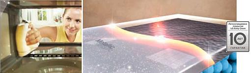 Микроволновая печь LG MH6342BS