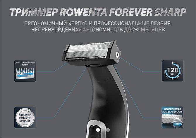 Триммер Rowenta TN6000F4