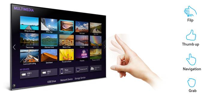 3D LED телевизор SAMSUNG UE55H6400AK