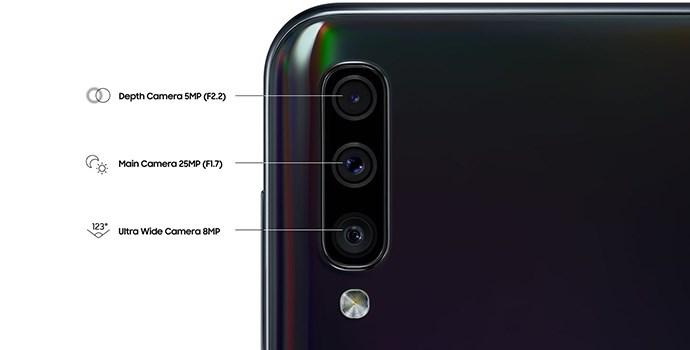 Смартфон SAMSUNG Galaxy A50