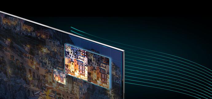 Ultra HD (4К) LED телевизор TCL L65C2US