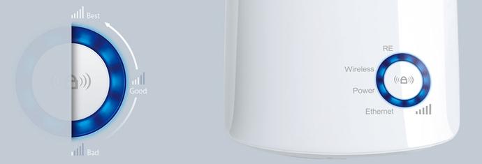 Усилитель Wi-Fi сигнала TP-LINK TL-WA850RE