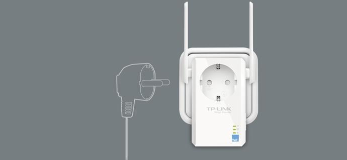 Усилитель Wi-Fi сигнала TP-LINK TL-WA860RE